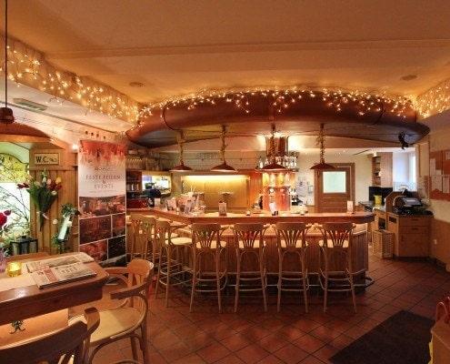 Die Bar im Chadim